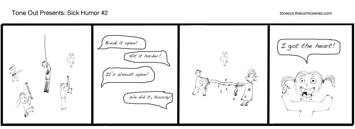 Sick Humor #2